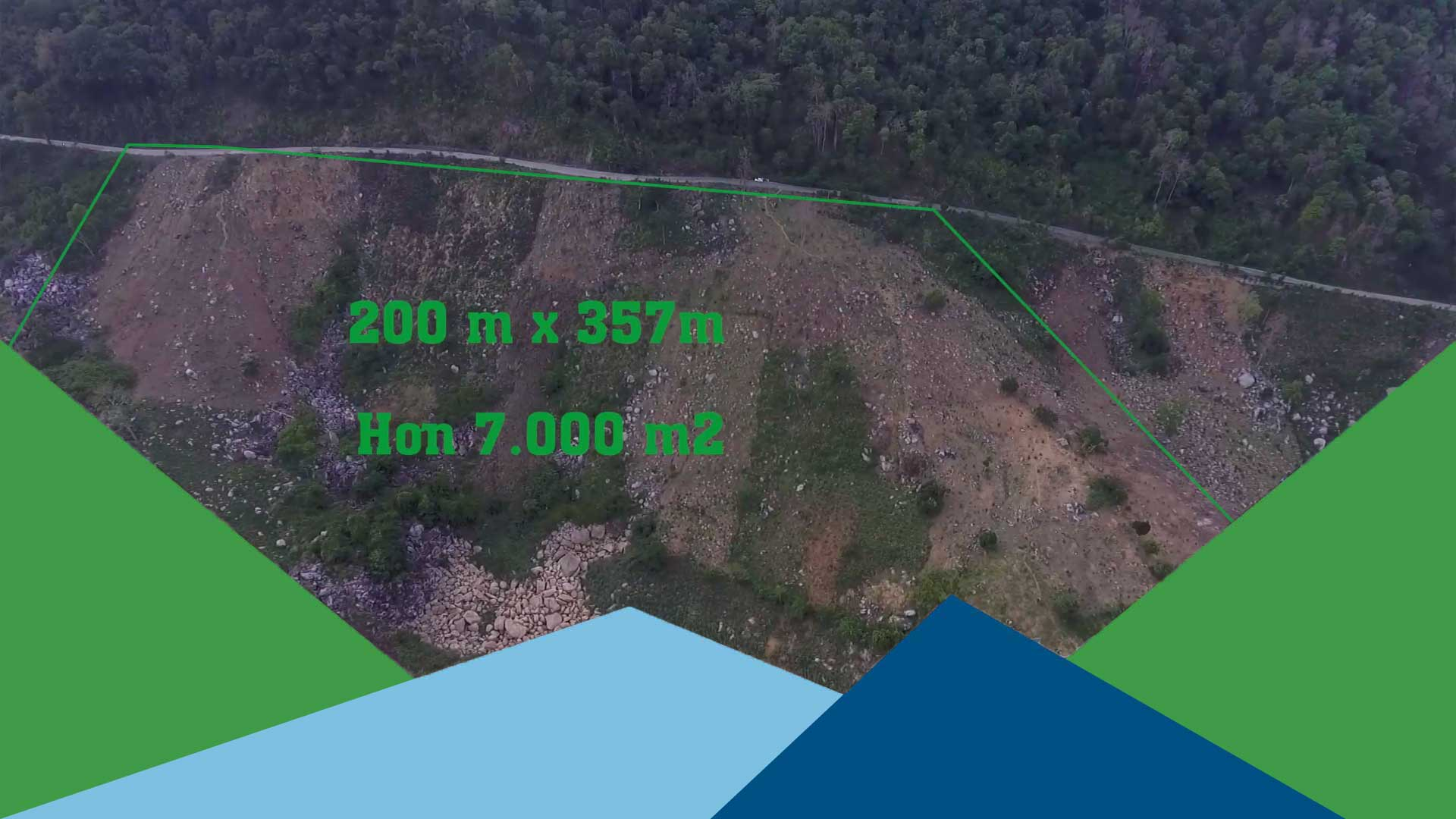 Mua Bán Đất Giáp Hồ NamKa Hồ Nam Ka, Xã Nam Ka, Huyện Lăk
